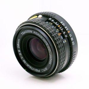 Φωτογραφικός Φακός Pentax-M f2,8