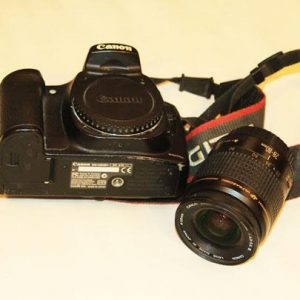 Canon  EOS 20D με Φακό 28-80