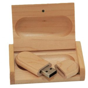 USB 2.0  Ξύλινο 32GB