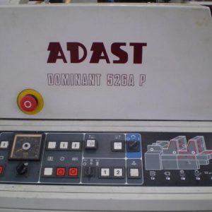 2χρωμη μηχανή Off-Set ADAST