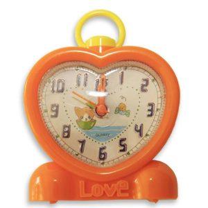 Ρολόι Ξυπνητήρι με σχήμα Καρδιας