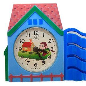 ρολόι-σπιτάκι-μολυβοθήκη