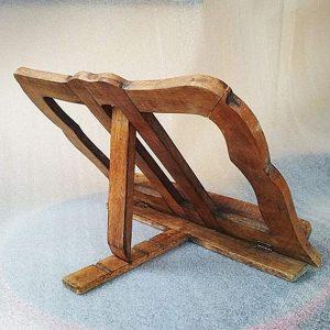 ξύλινο αναλόγιο πλάτη