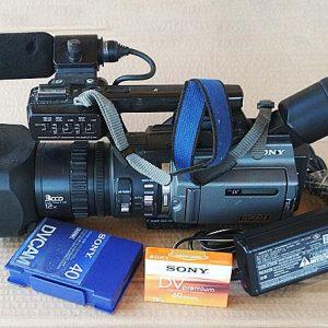 Sony DSR-PD170 (μεταχειρισμένη)