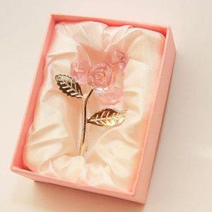 Λουλούδι Κόσμημα  Ροζ