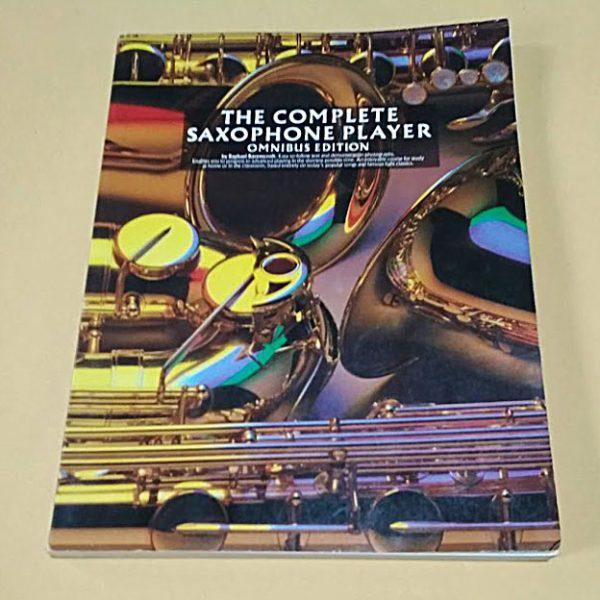 The Complete Saxophone Player Omnibus Edition.